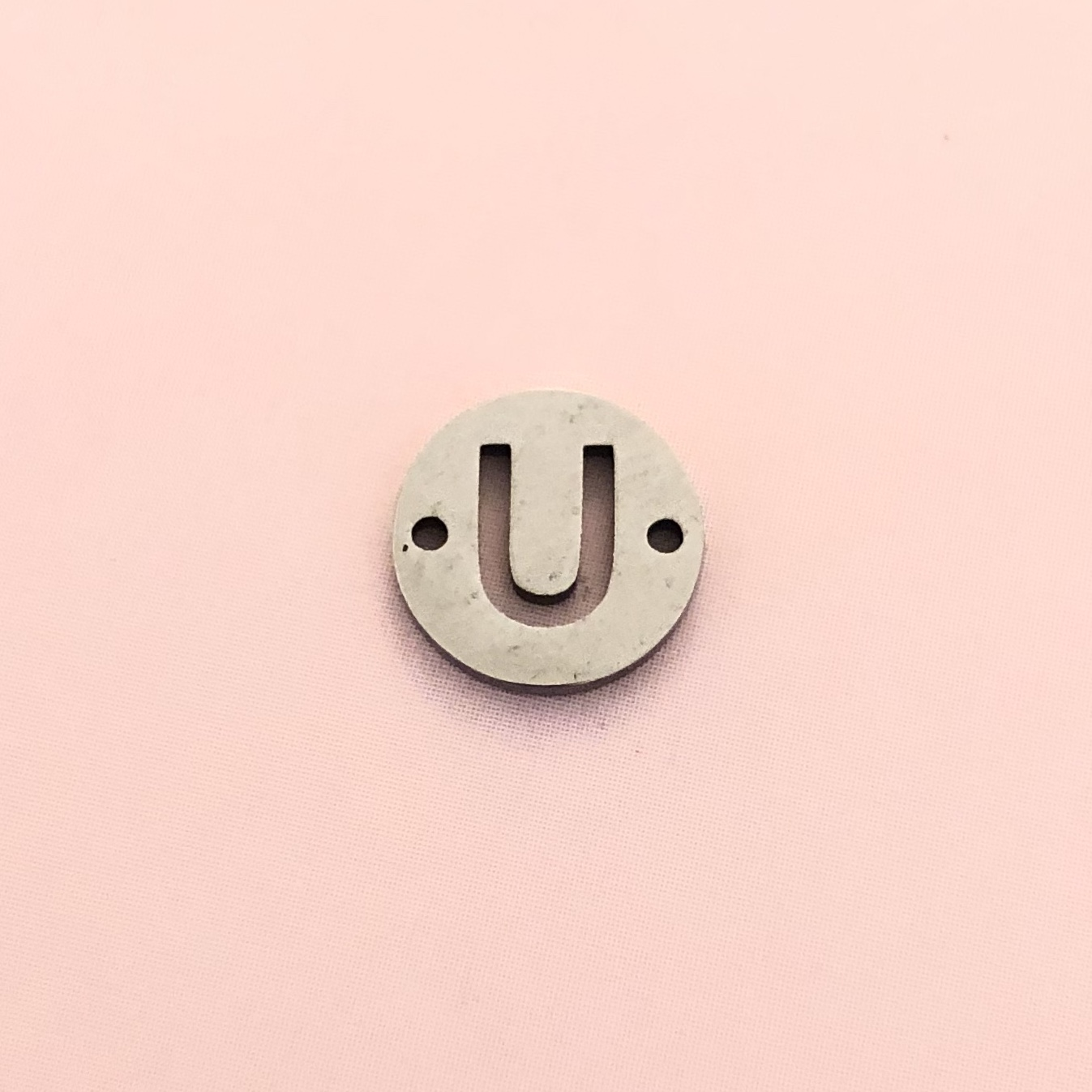 Stainless Steel - Initial U ⌀10mm
