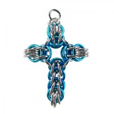 Full Persian Cross Pendant Vision