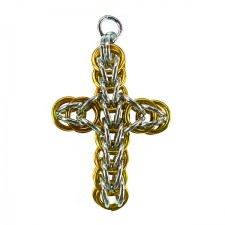 Full Persian Cross Pendant  Classic
