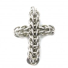Full Persian Cross Pendant